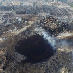 A Reflection on the Tianjin Explosions