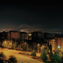Heroic Endurance Under the Smoke: Ethnographic Notes from an Industrial Town in Serbia