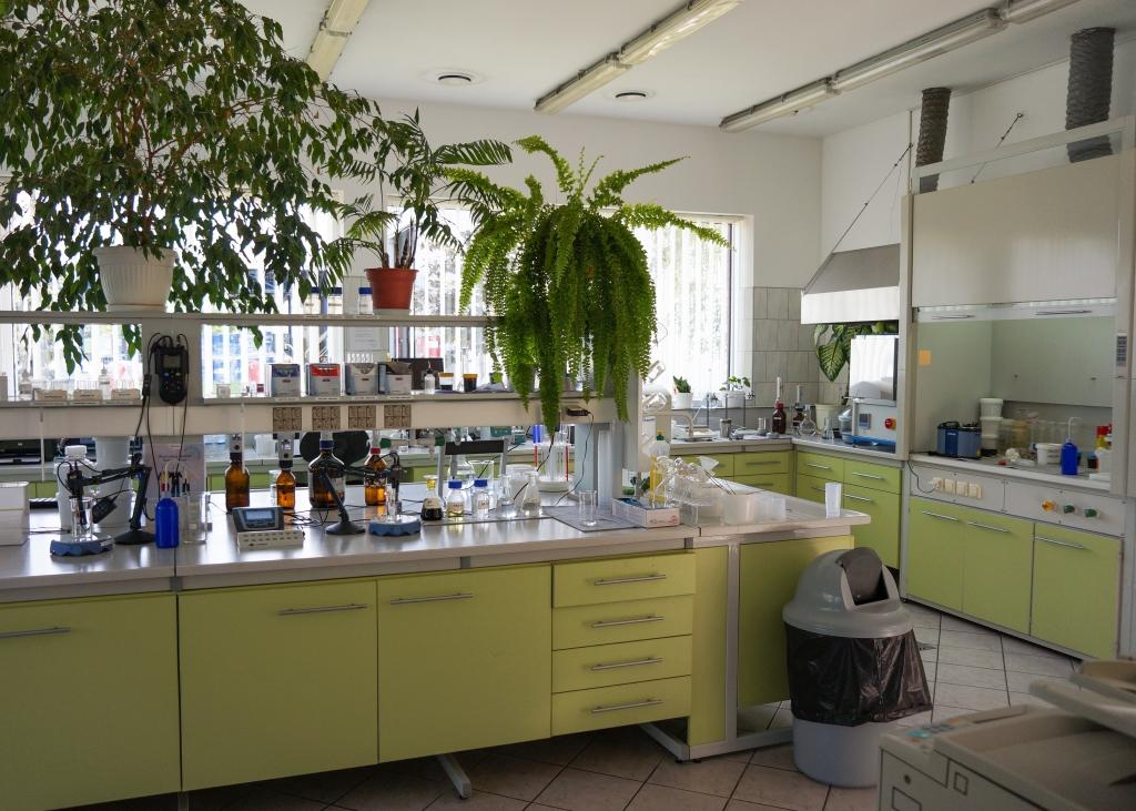Veolia Lab