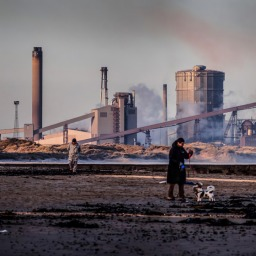 What is the real toxicity within Redcar's society? Old-fashioned pollution or the growth of Globalisation