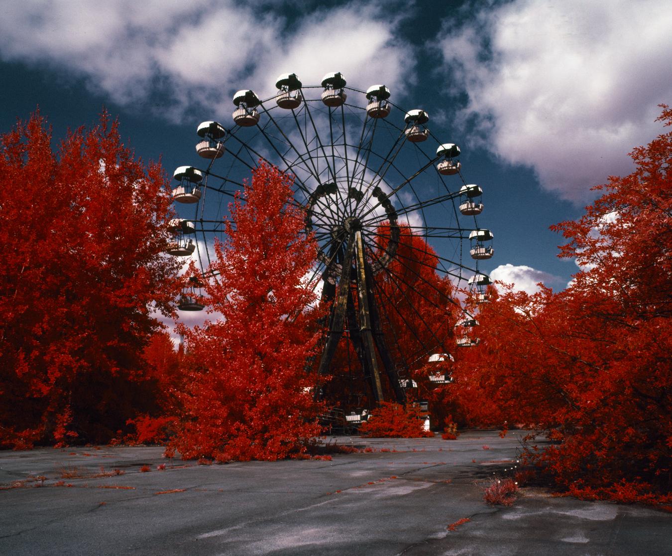 Infrared Pripyat