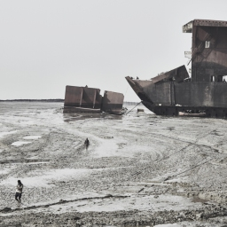 Graveyard of Giants: the Toxic Afterlives of Ships