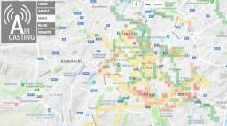 L'air d'un Bruxellois: self-portraits of personal exposure to air pollution