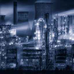 Petrochemical Landscapes: A European Perspective