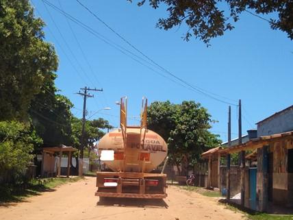 Creado image 7. Tank truck in Regência Augusta