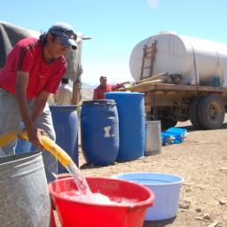 A pandemic of water privatization: Poverty and lack of water in Chile
